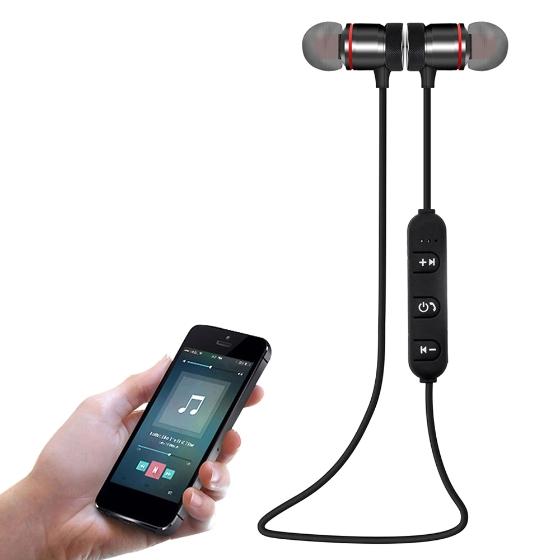 [Rommel uit China] Bluetooth 4.1 In-Ear Earphones.