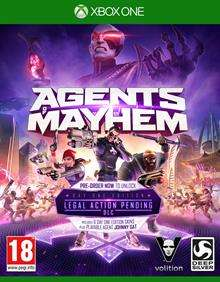 Agents of Mayhem: Day One Edition (Xbox One/PS4) voor €5,65 @ The Game Collection