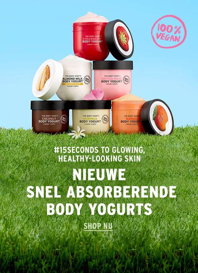 The Body Shop®  | 30% korting op de hele website