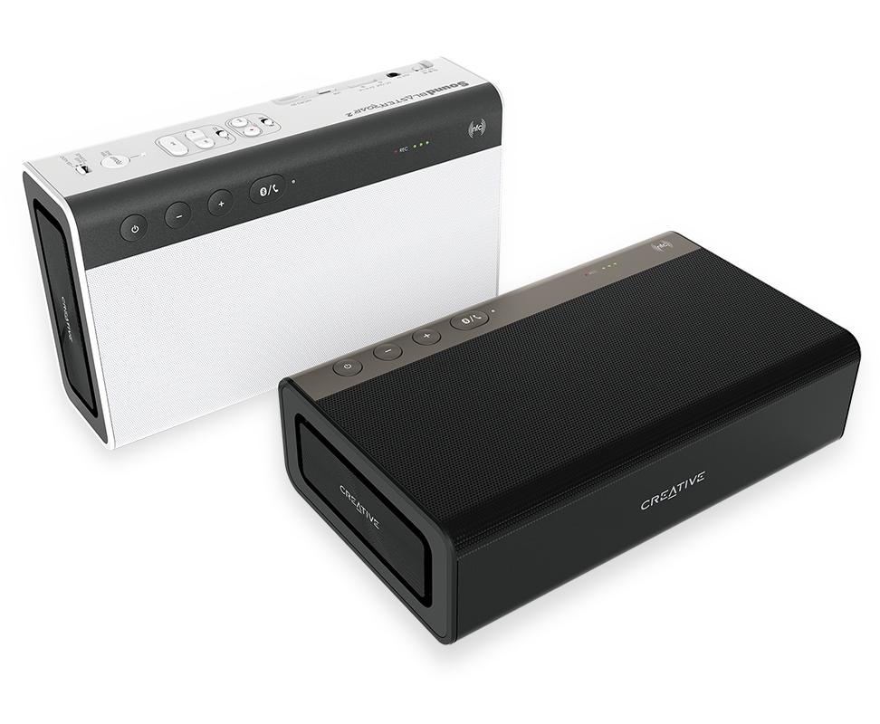 Creative Sound Blaster Roar 2 Bluetooth Portable Speaker