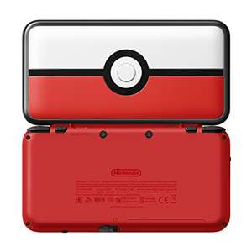 New Nintendo 2DS XL Pokeball Edition voor €114,77 @ Amazon.es