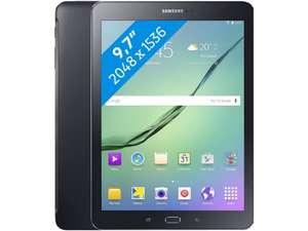 "Samsung Galaxy Tab S2 9,7"" WiFi 32GB (Goud, Zwart of Wit) @ Coolblue / Mediamarkt / BCC"