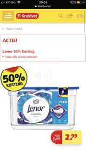 Lenor Zeebries 3-in-1 Wasmiddel Pod