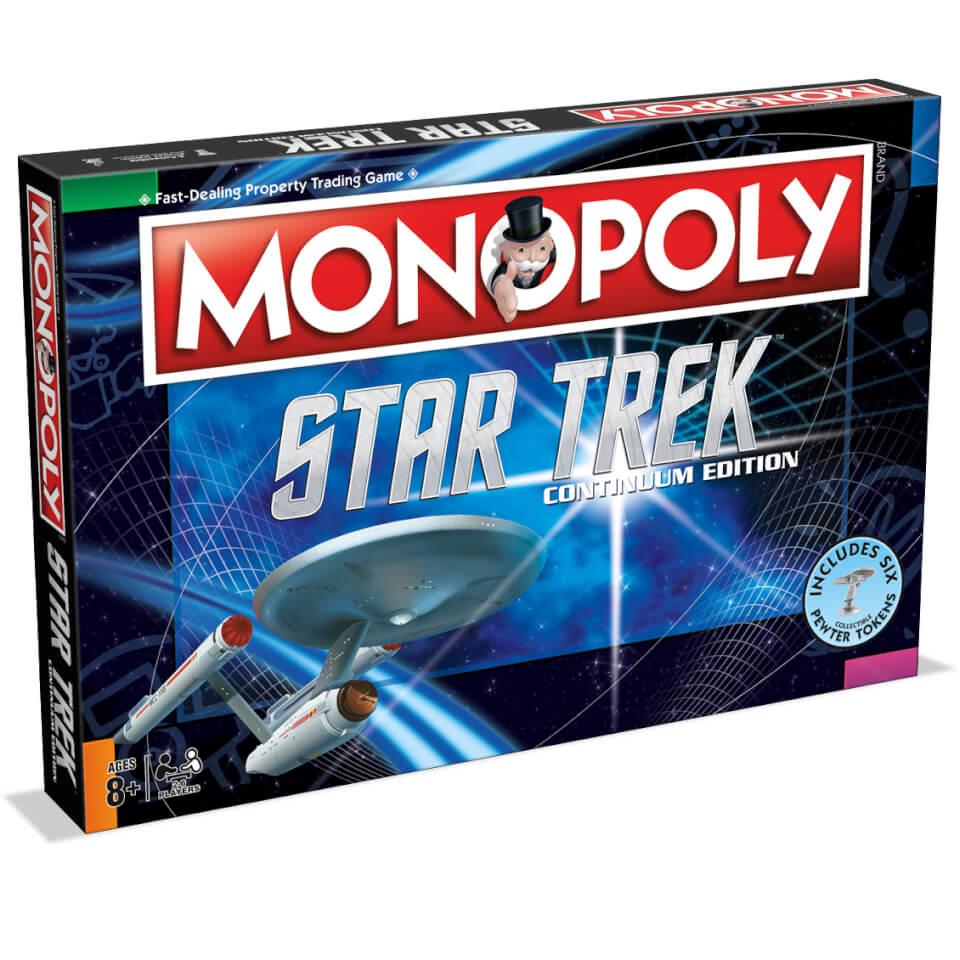 Monopoly Star Trek Editie of The Hobbit Editie @ Zavvi