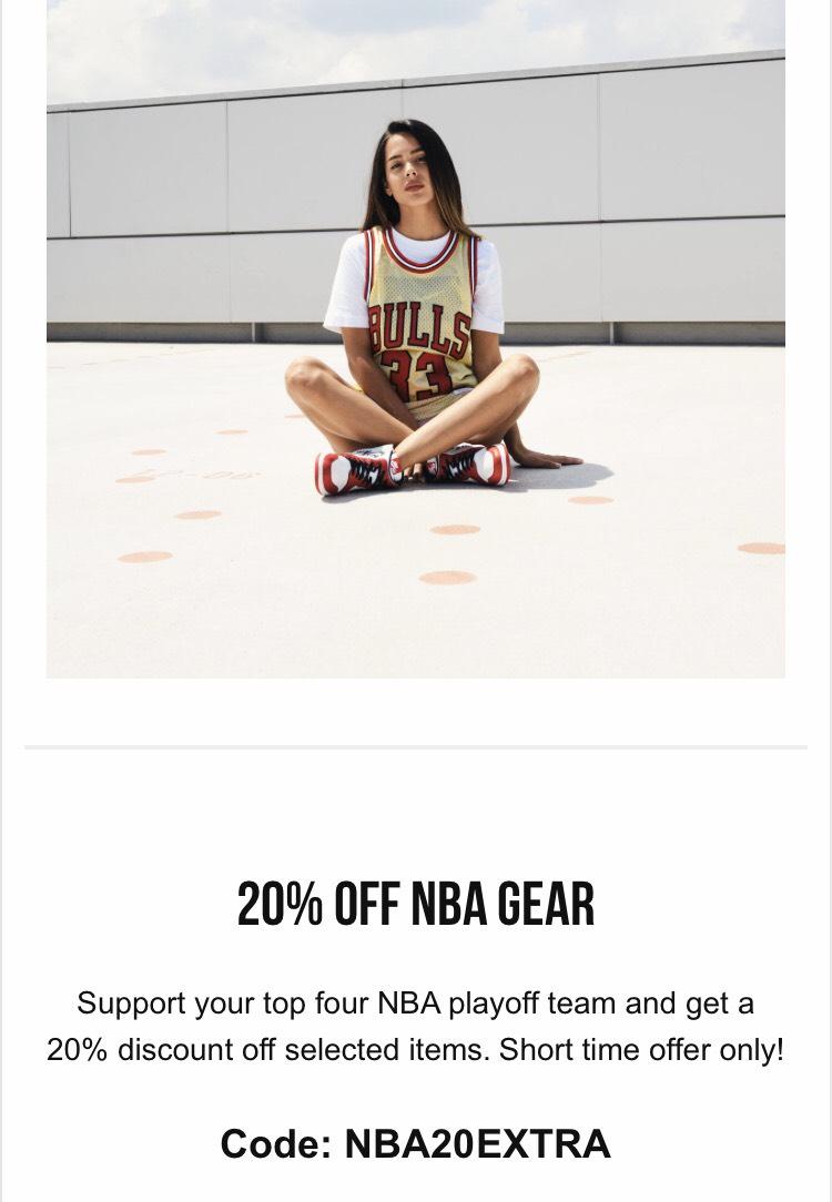 NBA korting