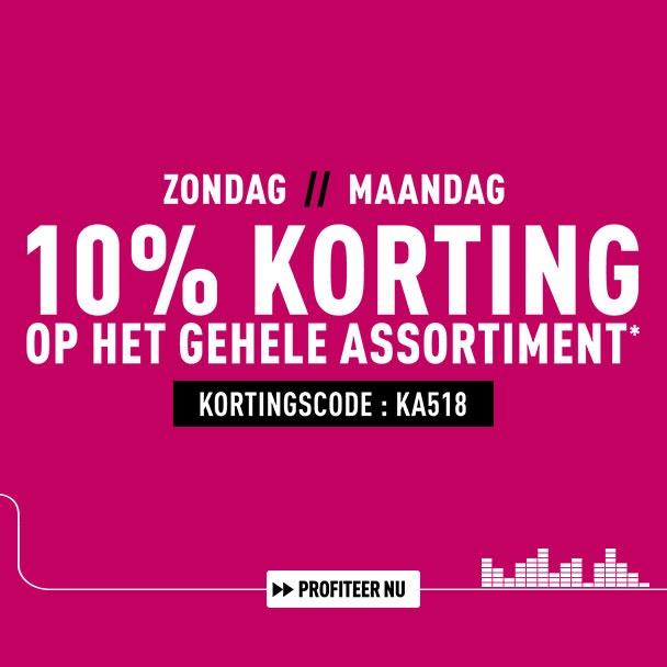 10% korting Bax Shop