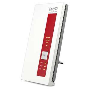 AVM FRITZ! WLAN Repeater 1750E Edition International voor €59 @ Wifimedia