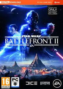 Star Wars Battlefront II (PC) nu €24,94 @ Game Outlet