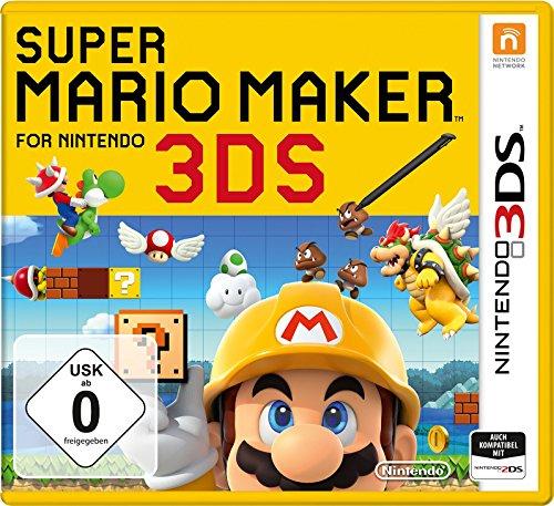 Super Mario Maker (3DS) voor €25,99 @ Amazon.de