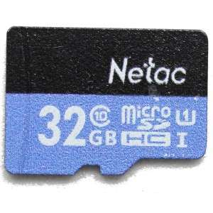 Netac P500 Micro SD 32GB