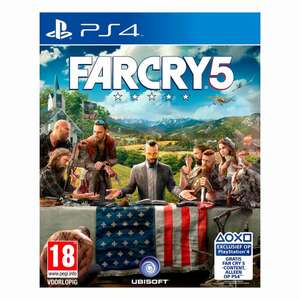 Far Cry 5 (PS4) voor 36,99 @ Shop4nl.com