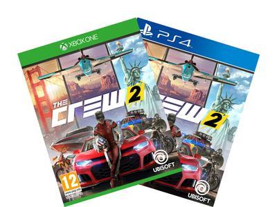 Pre-order: The Crew 2 PS4/ONE voor €42,00 + 2.100 Punten @ ING