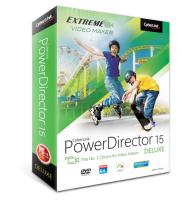 Gratis videobewerking CyberLink PowerDirector 15 Lite edition [for PC]