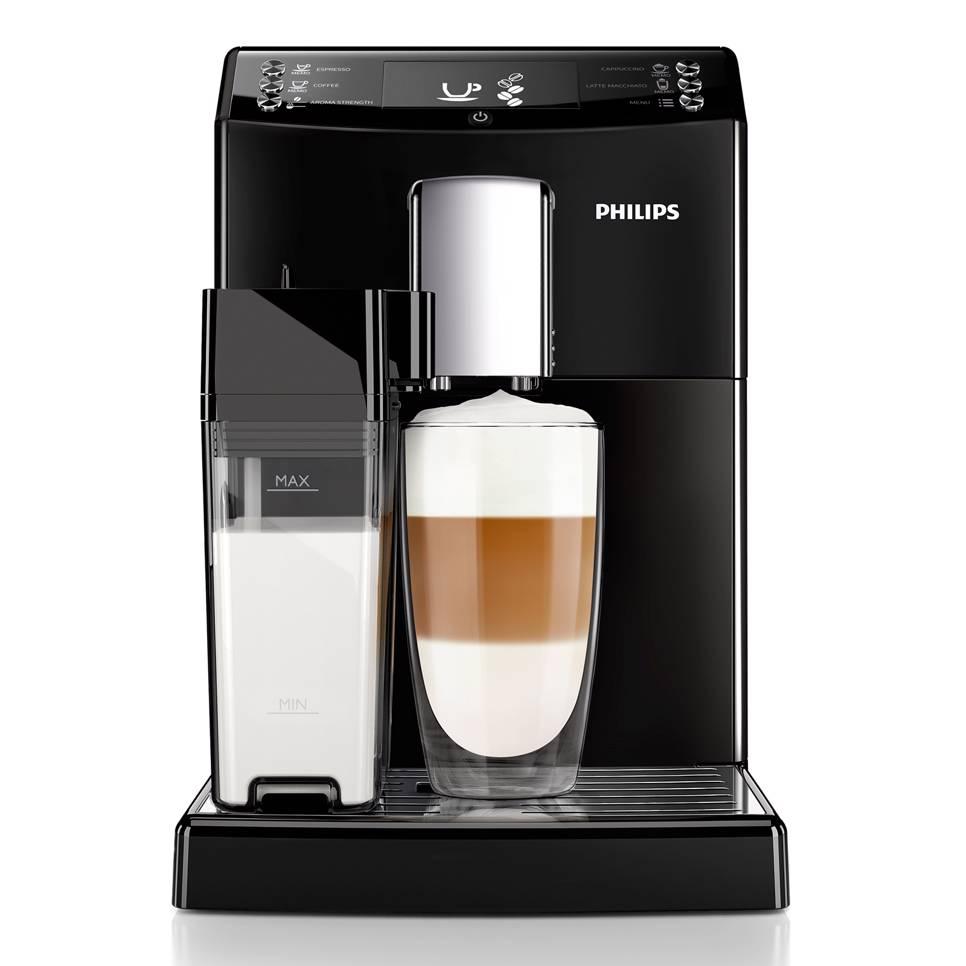 Philips EP3551/00 Volautomaat met melkopschuimer voor €344 na cashback @ AO.nl
