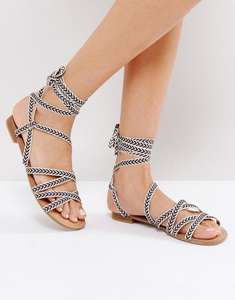 Call It Spring Afauma Gladiator sandalen €8,58 (elders va €37,95) @ ASOS