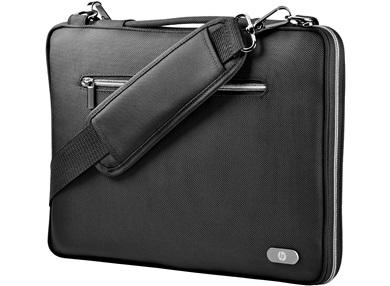 """HP 14"""" zwarte laptophoes voor € 14,99 @ HP"""