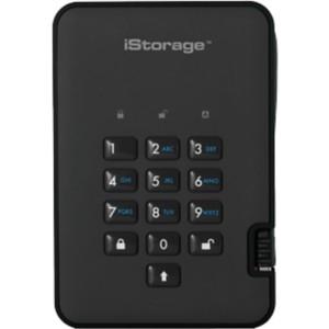 iStorage diskAshur 2 1TB externe harde schijf @ Viking