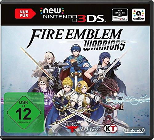 Fire Emblem: Warriors (3DS) voor €12,99 @ Amazon.de