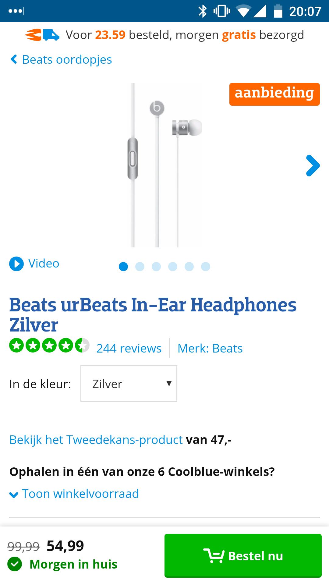 Beats urBeats  Headphonesby Dre