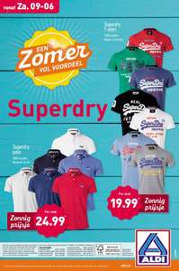 Superdry t-shirts en polo's