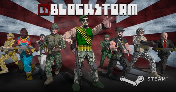 Gratis Blockstorm @ Indiegala.com (Steam-key)