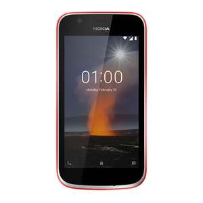 Een gratis Nokia 1 8GB bij een hollandsnieuwe abonnement