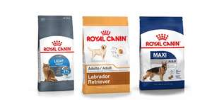 ROYAL CANIN® katten- of hondenvoeding t/m 4 kg: 25% cashback via Scoupy