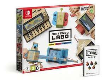 Nintendo Switch Robot Kit @ iBOOD