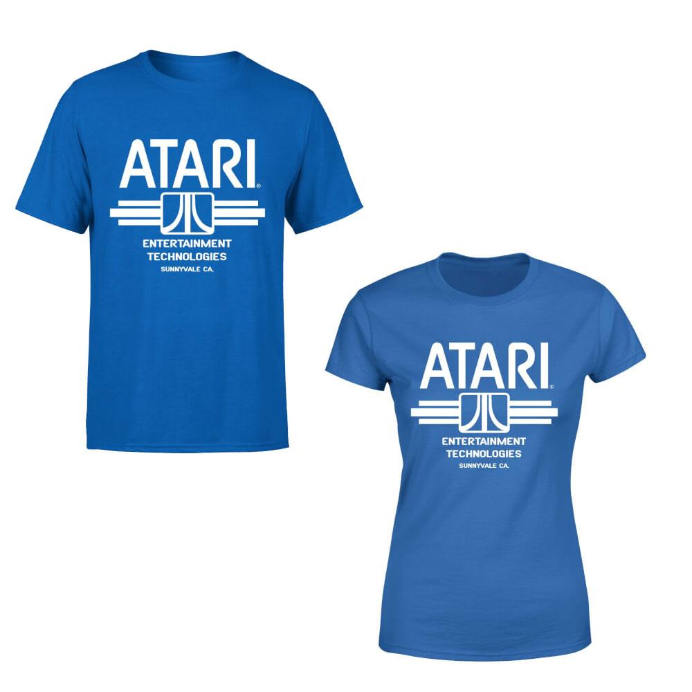 Atari dames / heren t-shirt €10,99 + gratis verzending met code @ Zavvi