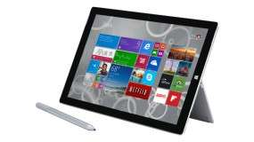 Microsoft Surface Pro 3 Ci5, 4GB, 128GB voor €699 @ Afbshop.de