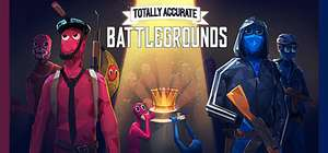 Gratis steam game - Totally Accurate Battlegrounds