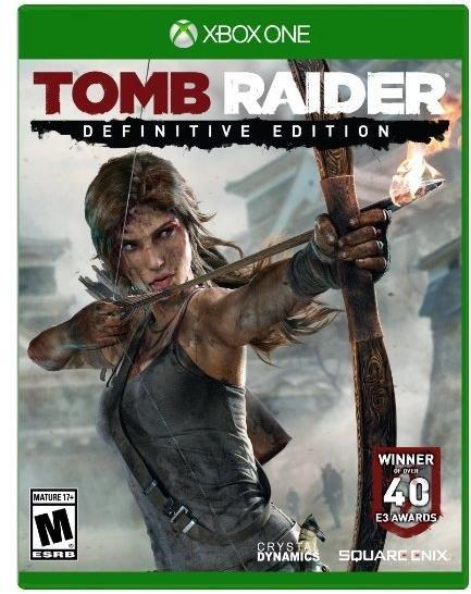 Tomb Raider Definitive Edition (Xbox One download) voor €5,98 @ CDKeys