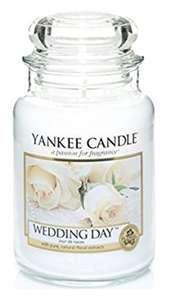 Yankee Candle Wedding Day Large Jar voor 15,87€ ipv 31,93€ in NL
