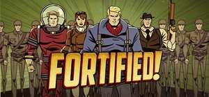 PC game Fortified gratis @ Steam