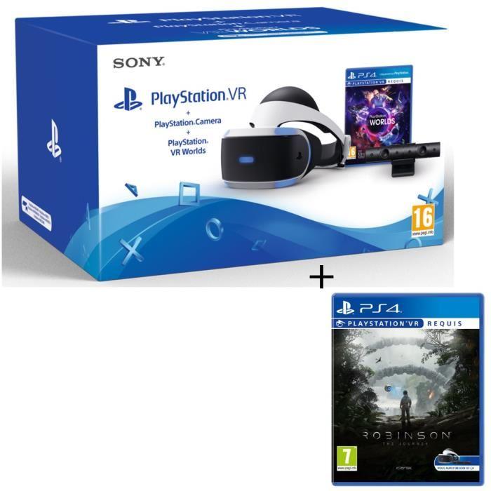 Days of Play aanbiedingen (o.a. PSVR V2 + Camera + VR Worlds + Robinson: The Journey - €244) @ Nedgame