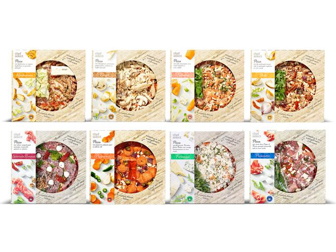 Verse pizza's voor €2,99 @ Lidl
