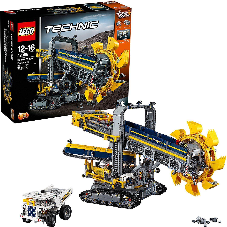 LEGO 42055 Technic Bucket Wheel Excavator