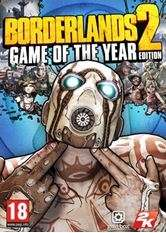 Borderlands 2 - Game of the Year Edition (Steam key) voor €5,03 @ Voidu