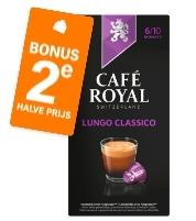 Café Royal tweede halve prijs @ AH