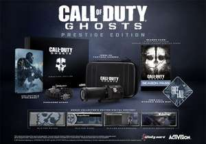 Call of Duty: Ghosts -  Prestige Edition (PS3) voor €  49,99 @ Intertoys
