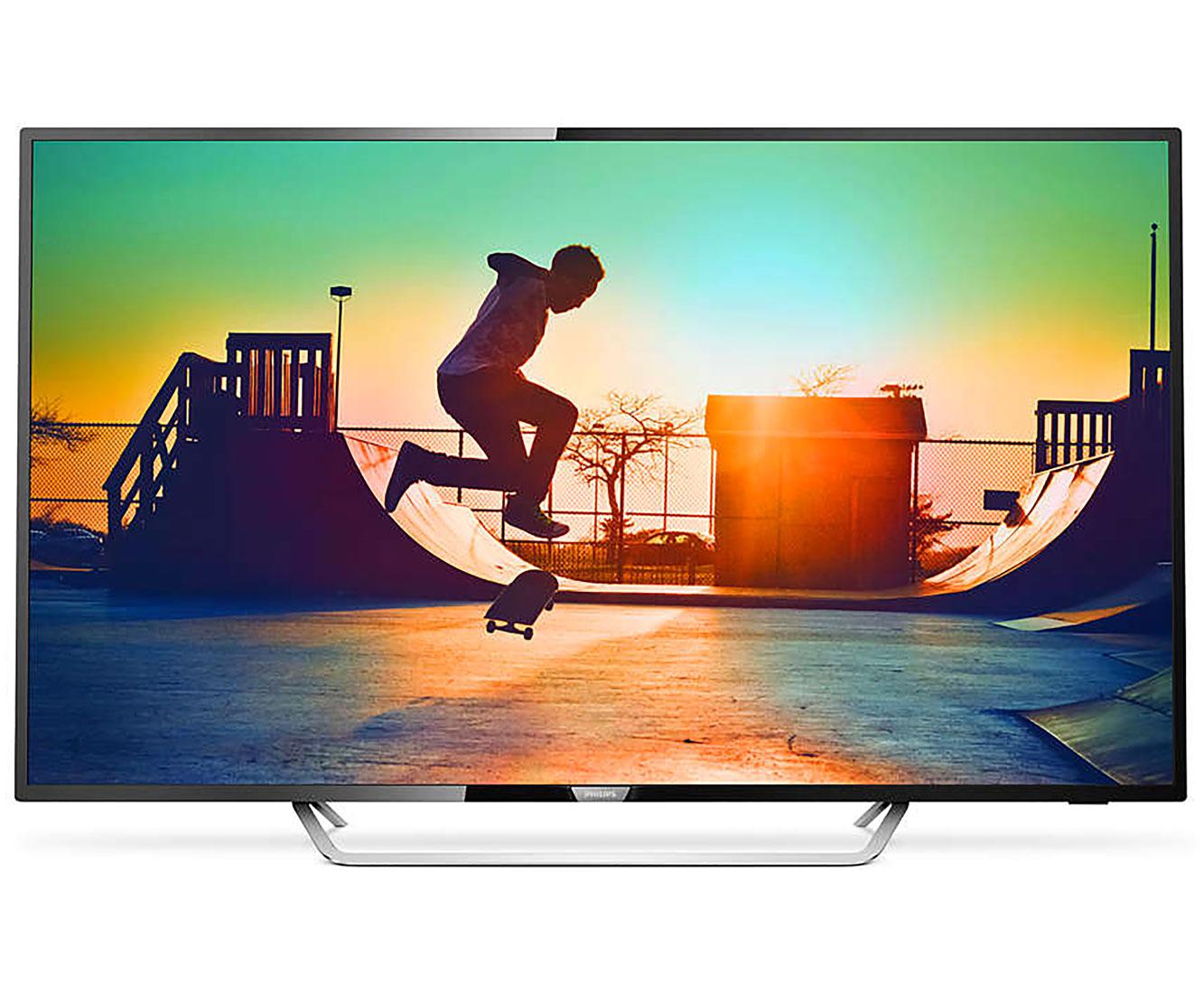 Philips 65PUS6162 4K Ultra HD TV voor €749 na cashback @ AO.nl