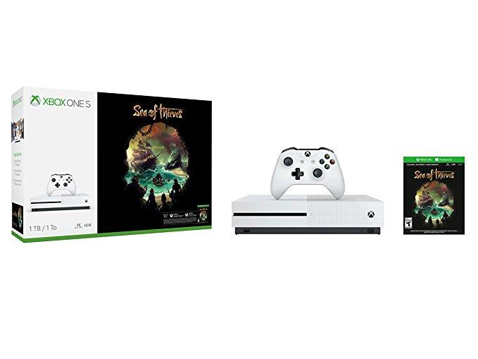 Xbox One S 1TB consoles vanaf €199 @ Amazon ES