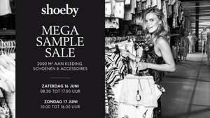 Shoeby Mega Sample Sale ('s-Hertogenbosch / Rosmalen)