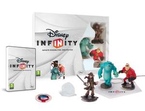 1+1 gratis op Disney Infinity producten @ Intertoys