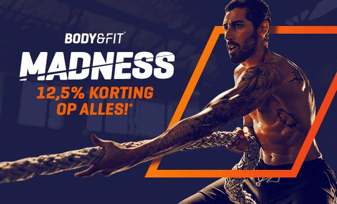 Body&Fit - 12,5% korting op alles
