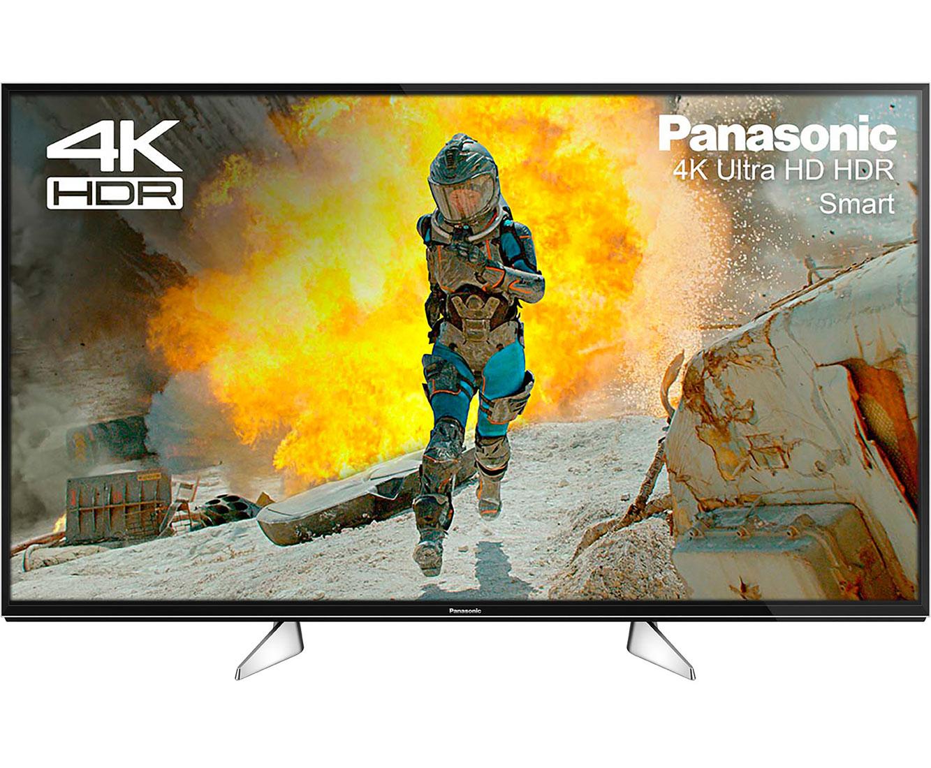 Panasonic TX-55EXW604 4K Ultra HD TV voor €679 na cashback @ AO.nl