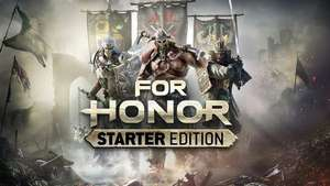 For Honor: Starter Edition (PC) tijdelijk gratis @ Ubisoft