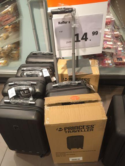Princess traveller (handbagage koffer)