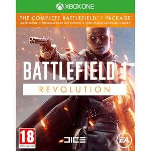 Battlefield 1 Revolution pc/xboxone/ps4