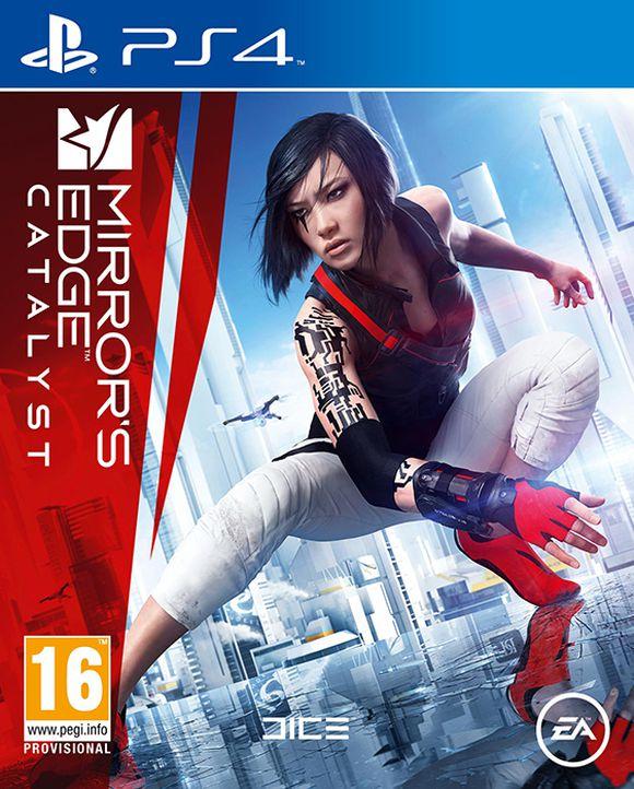 Mirror's Edge: Catalyst (PS4) voor €9,95 @ Coolshop